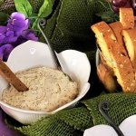 lemon poppyseed dip