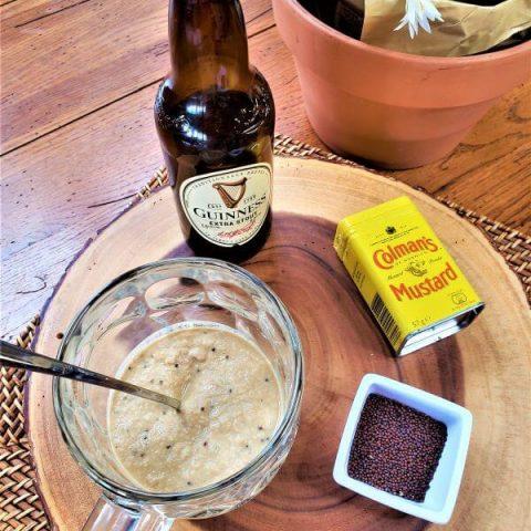 zippy horseradish beer mustard