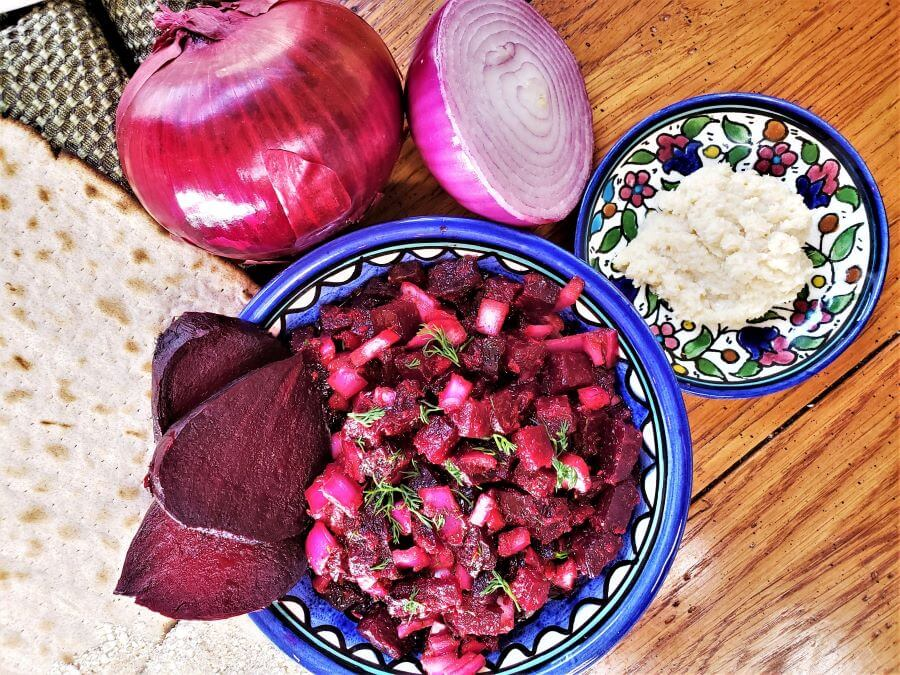beet horseradish relish