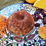 apricot carrot cakelets