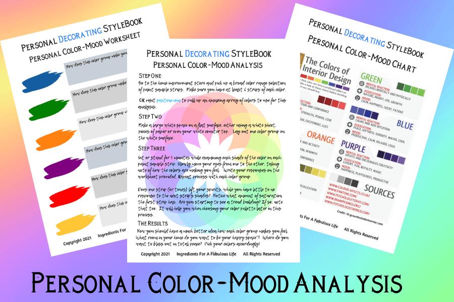 color mood analysis