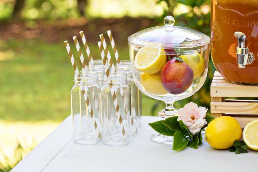 summer outdoor entertaining supplies