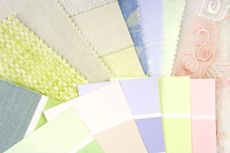 lifestyle diva decorator's home color flow system