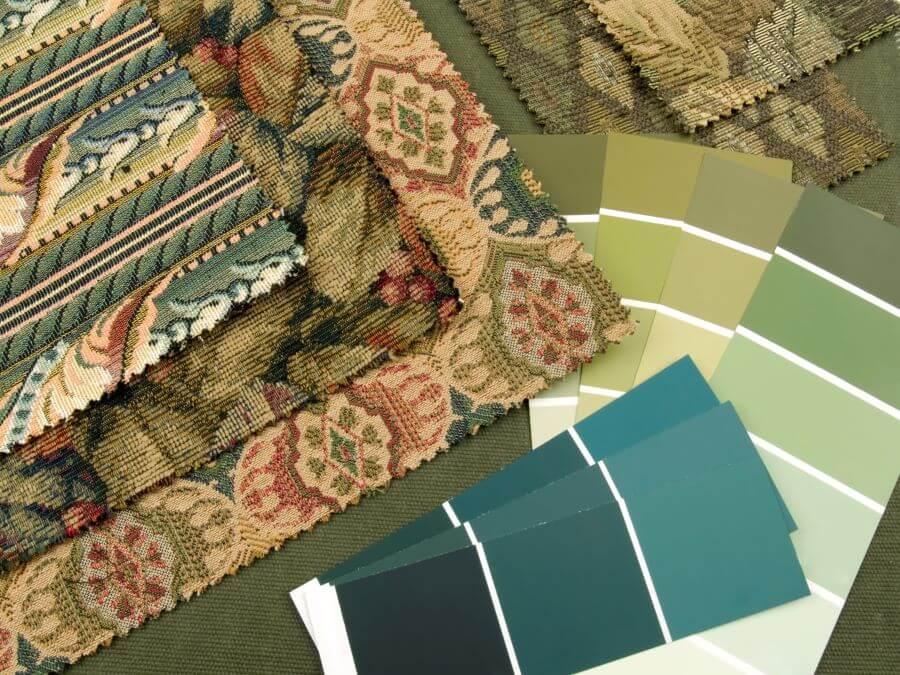 decorator's home color flow system