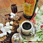 sweet and dark coffee syrup recipe