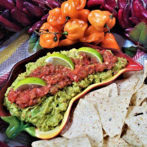 smoky guacamole