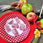 apple and honey jelly candies