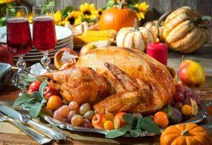 thanksgiving holiday planner pdf